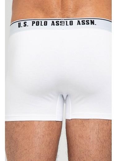 U.S. Polo Assn. Boxer Beyaz
